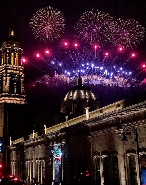Año Nuevo Zacatecas