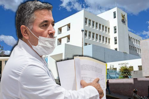 Dr Armando Rosales Torres Zacatecas