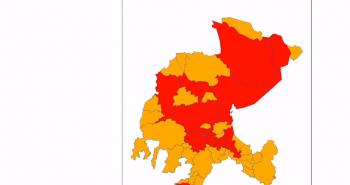 Mapa epidemiológico zacatecas