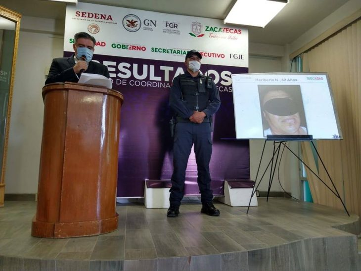 arsenal armas decomisadas zacatecas