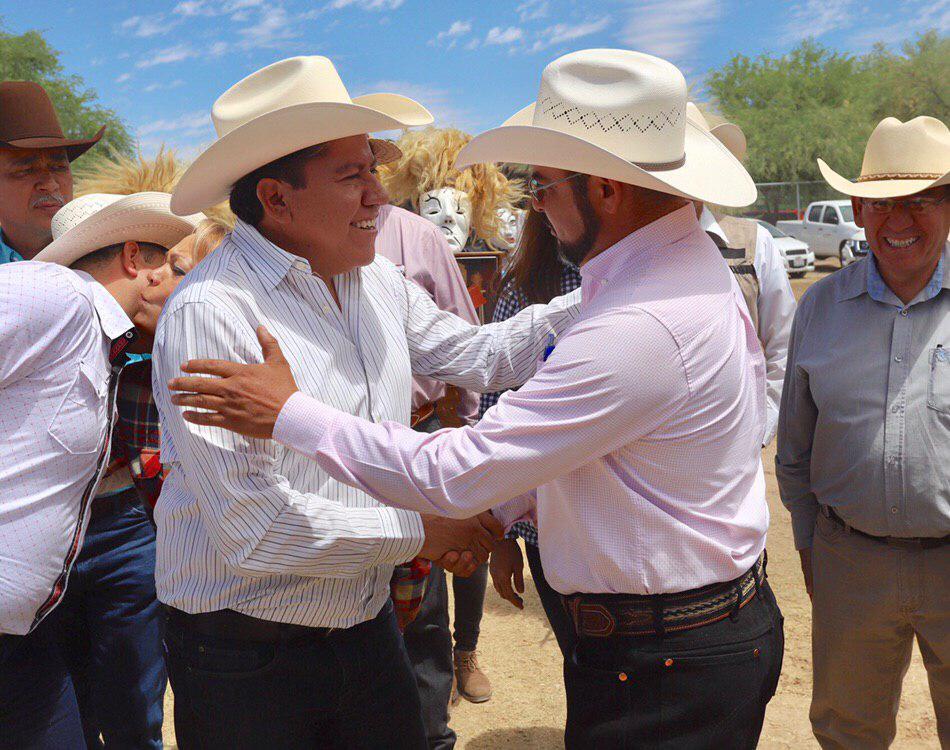 Fundamental la participación ciudadana para lograr el cambio que requiere Zacatecas: David Monreal Ávila.