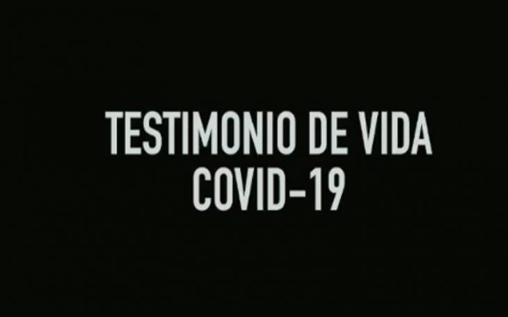 testimonio de sobreviviente a Covid-19 coronavirus